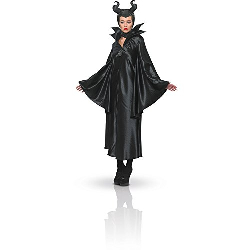 Rubie's Offizielles Maleficent Damen Disney Kostüm Villian Damen -