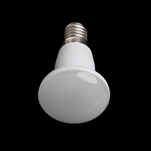 Características :  Reflector LED R39  El LED de alta potencia crea un efecto de luz impresionante. La hermosa luz cálida Whie da un aspecto muy elegante.  Equipada con la nueva tecnología Chip, lámpara de bajo consumo Buena luminosidad, brillante y e...