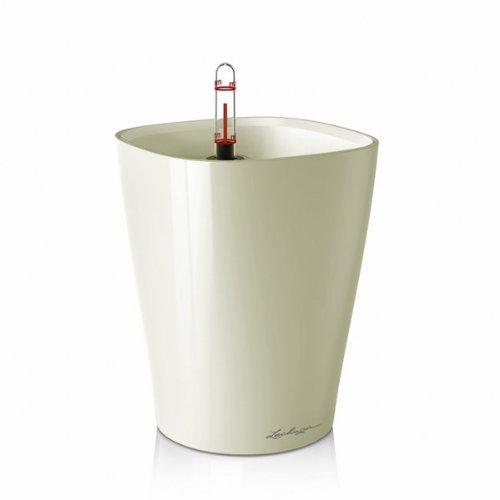 lechuza-premiuim-deltini-14cm-high-gloss-white-self-watering-flared-orchid-planter-pot