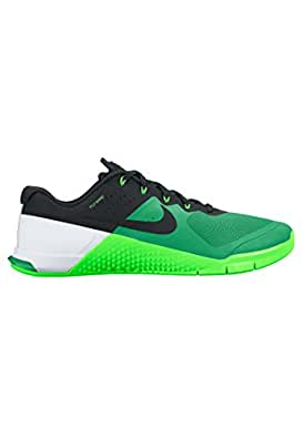 Nike Metcon 2 Mens Cross Training Shoes Grey New In Box Spring Leaf/Voltage/White/Black 10 D(M) US