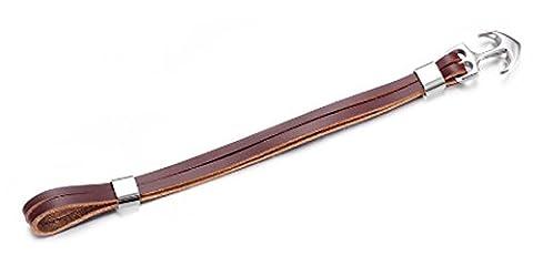 SaySure - Stainless Steel Men's Jewelry Black Brown