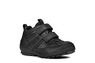Geox J Savage Men's Low-Top Trainers, Black (Black 9999), 13 UK (32 EU) (B003JMFG8M) | Amazon price tracker / tracking, Amazon price history charts, Amazon price watches, Amazon price drop alerts