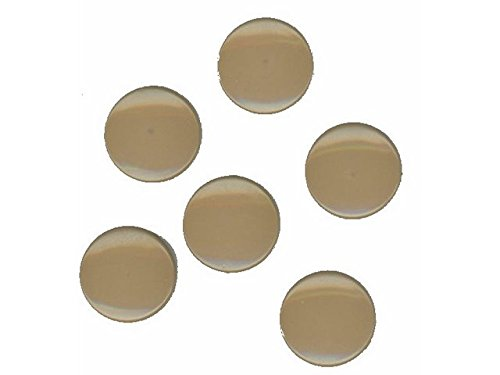 babysnapr-boutons-pression-certifie-oko-tex-brillant-emballage-sous-blister-b42-beige