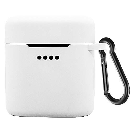 youngfate Silikon Kopfhörer Fällen Bluetooth Headset Schutzhülle wasserdicht Robustheit Aufbewahrungsbox für Huawei FlyPods Pro FreeBuds 2 Pro Kopfhörer-fall