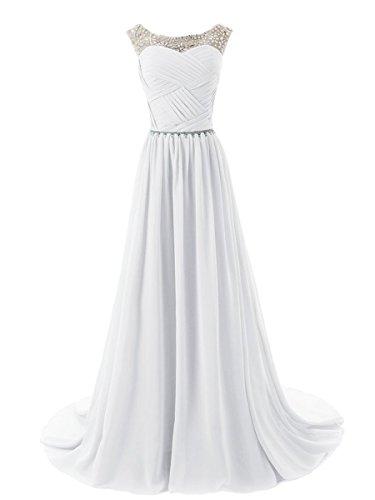 Secret Castle-Robe-Femme blanc ivoire
