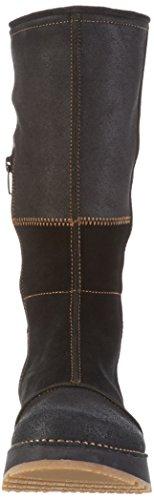 artHEATHROW - Stivali a metà polpaccio con imbottitura leggera Donna Nero