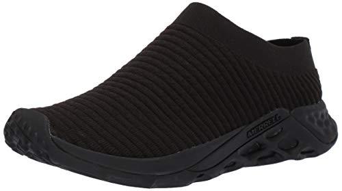 Merrell Damen Range Slide Ac+ Slip On Sneaker, Schwarz Triple Black, 40 EU (Schuhe Slip-on Merrell Frauen)