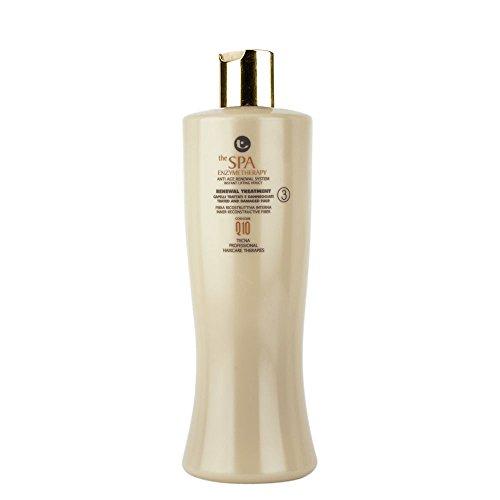 Trattamento professionale per capelli secchi e danneggiati 500 ml tecna the spa enzymetherapy renewal treatment 500ml