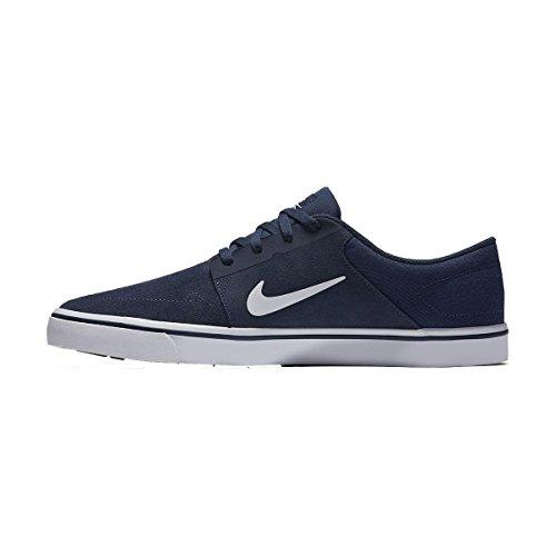 Nike - Sb Portmore, Sneaker Uomo Blue