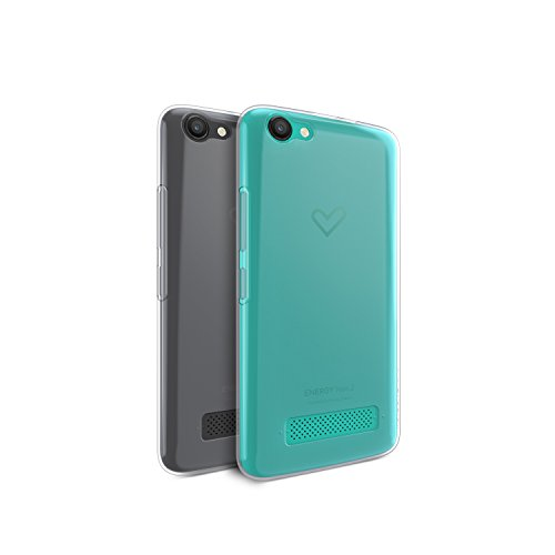Energy Sistem Neo 2 - Funda para Smartphone Neo 2, Transparente