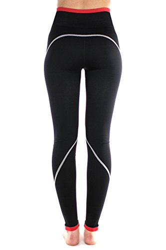Zoom IMG-3 sundried leggings sportivi donna per