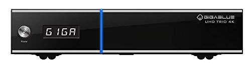 Gigablue uhd trio 4k 1x dvb-s2x 1xxdvb-t2/c enigma 2 linux sat ip multistream multiroom