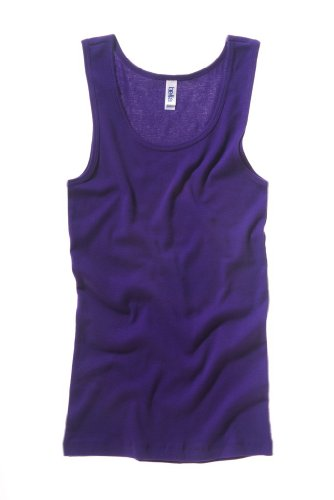 Bella+Canvas Modisches Trägershirt 1080 Purple