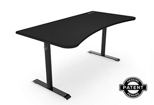 Arozzi Gamingtisch, Pure Black, 81x160x82 cm