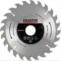 Kreator krt021150 - Disco de sierra circular para madera (200 x 30 x 2,6 mm)