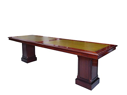 Tisch Schreibtisch Konferenztisch Studio Globe Wernicke Antik Stil L:293cm(6378)