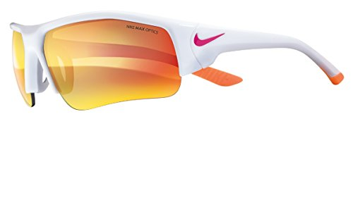 Nike Herren Skylon Ace Xv Jr R Ev0910 158 68 Sonnenbrille, Weiß (White/Vd W/Gry Pk FL)