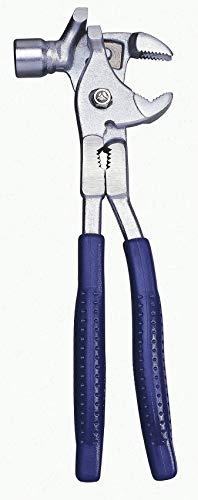 Zangenhammer von Selva - 5-in-1 - Der unentbehrliche HELFER für Haushalt, Hobby und Beruf - Vereinigt 5 wichtige Werkzeuge in einem - C335956