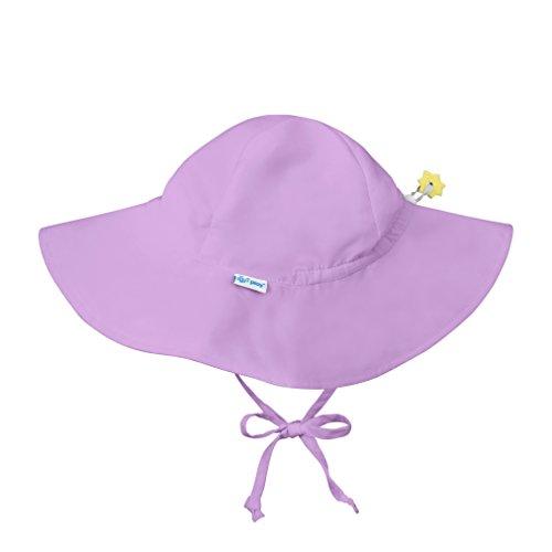 I Play. Krempe Hat (9–18Monate, Lavendel) (Lavendel 9 Monaten)