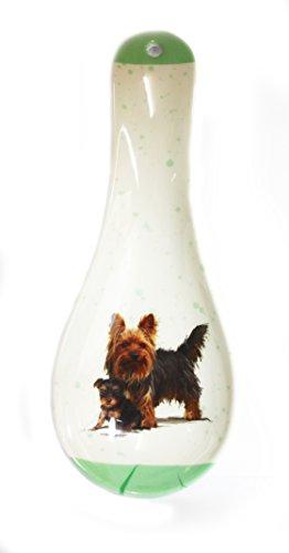 Hunde und Welpen Löffelablage - Dog Food Yorkie