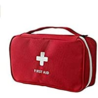 2700Lon tragbar First Aid Kit Home Office Bereich Erste Hilfe Kit (rot)
