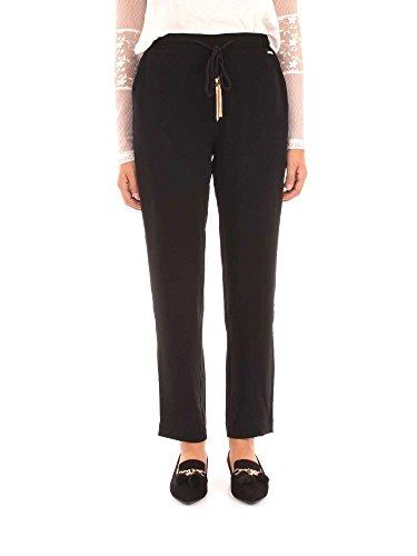 Guess - Pantalone morbido da Donna Nero