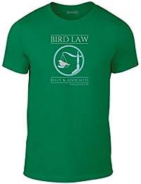 Brand88, Bird Law #3, Erwachsene Mode T-Shirt