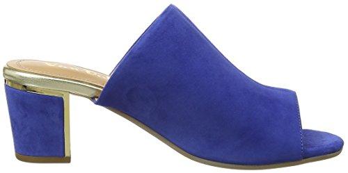 Van Dal Hay, Sandales  Bout ouvert femme Bleu (cobalt)