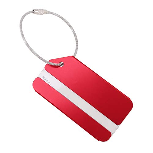 ID Luggage Tag Name Tag Suitcase Travel Bag Name Tag