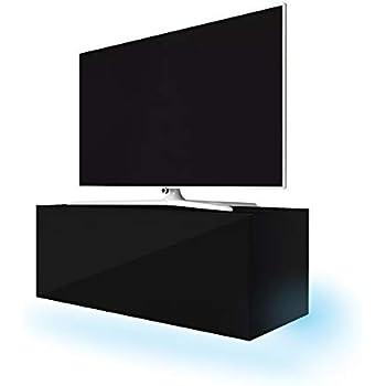 Lana Meuble Tv Suspendu Table Basse Tv Banc Tv De