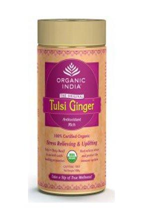 Organic-India-Tulsi-Ginger-Tea-100g
