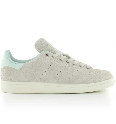 Adidas Originals Trainers - Adidas Originals Stan Smith Shoes - Clear Brown/Vapour Green