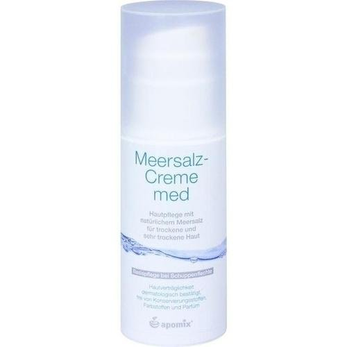 MEERSALZ-CREME med 100 ml Creme
