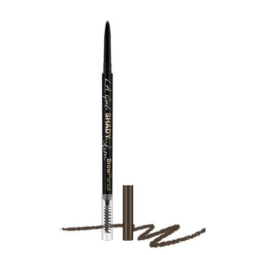 (3 Pack) L.A. GIRL Shady Slim Brow Pencil - Brunette