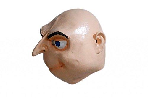 Hochwertige Latex-Maske GRU ()