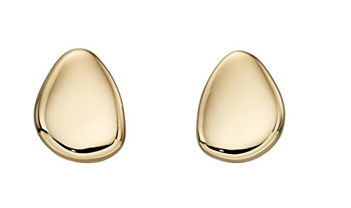 4a58a1eb5391 Elements Gold Femme Or jaune Boutons d oreilles - GE2161