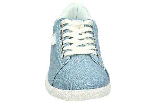 MTNG Damen Plus Fitnessschuhe Blau (Canshine Azul)