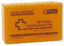 Leina-Werke 20003 Erste Hilfe, Verbandskasten und Zubehör Verbandkasten mit Inhalt orange