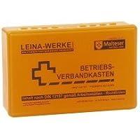 Leina-Werke Betriebsverbandkasten klein - mit Wandhalterung - orange preisvergleich bei billige-tabletten.eu