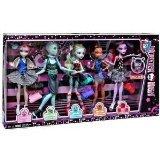 Mattel - Monster High. Pack 5 Dance Class (Monster High Gil Und Lagoona)