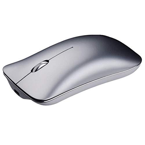 Wireless Gaming Mouse Wiederaufladbare, 2.4G Wireless Mäuse 1600DPI Mini Optische Portable Travel Cordless Maus mit USB-Empfänger für PC Laptop-Computer Mac MacBook