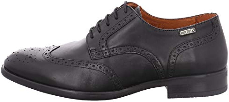 Gentiluomo Signora Pikolinos Mens Bristol M7J-4186 M7J-4186 M7J-4186 Leather scarpe Gamma di specifiche complete Prezzo basso Elaborazione perfetta | qualità regina  a6dce7