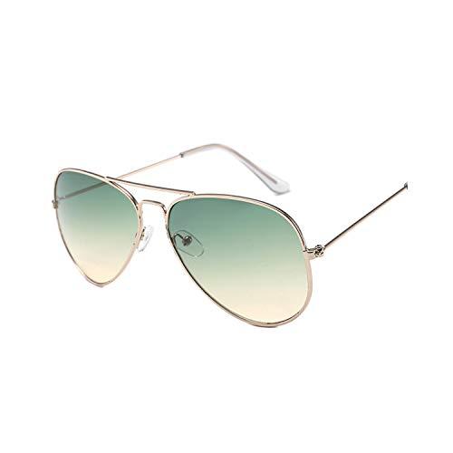 Sportbrillen, Angeln Golfbrille,UV400 Kids Sunglasses Cool Fashion Pilot Sun Glasses Boys Girls Gift Ocean Color Children Sunglasses Retro Goggles Oculos Purple