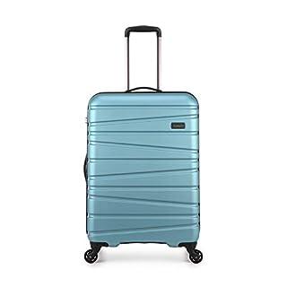 Antler Sonar Exclusive Medium Suitcase Light Blue , Size: 67 x 47 x 30