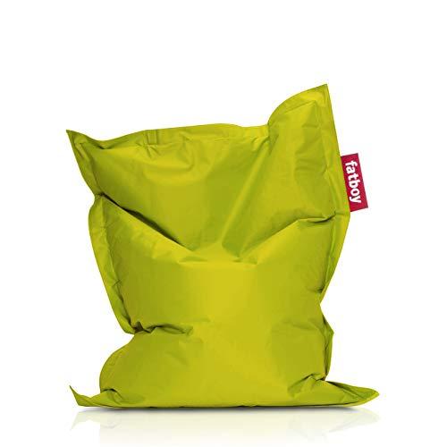 Fatboy USA Original Slim Sitzsack, Nylon, lindgrün
