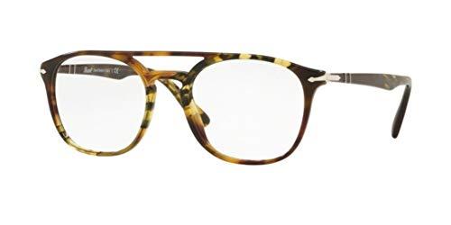 Ray-Ban Herren 0PO3175V Brillengestelle, Grün (Tortoise Green Brown), 52