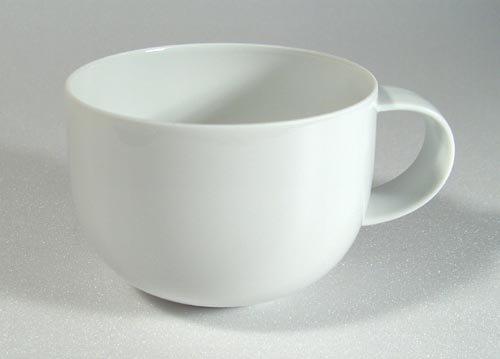 Rosenthal - Suomi New Generation Cappuccino-Obertasse Weiß 0,3 l Rosenthal Studio Line