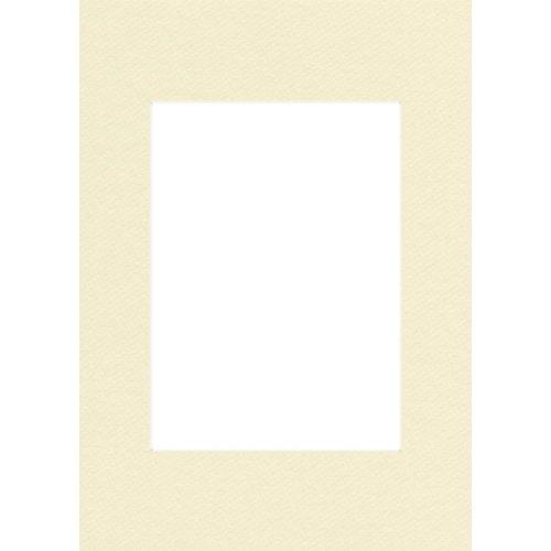 Hama - 63246 - Passe-partout Premium, ivoire, 13 x 18 cm