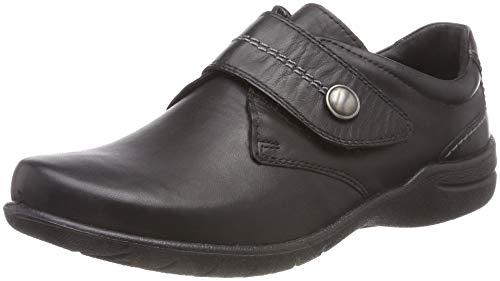 Josef Seibel Fabienne 05 Damen Komfort Schuhe, Schwarz (Schwarz 600), 36 EU