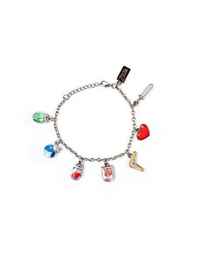 joyería de la pulsera del encanto de la pulsera del encanto Zelda Wind Waker 18cm Nintendo